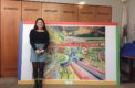 Junior Emma Vejcik in Google Doodle competition