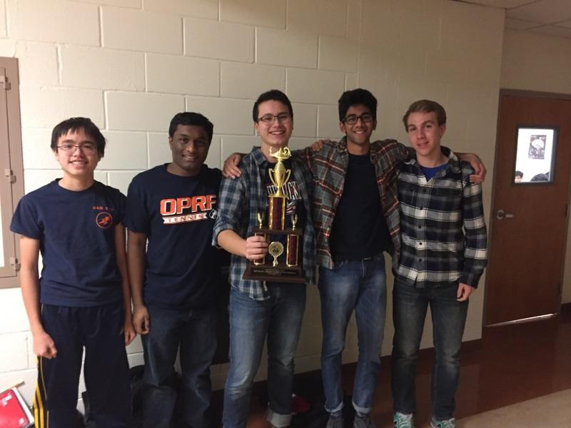 Scholastic Bowl stays strong