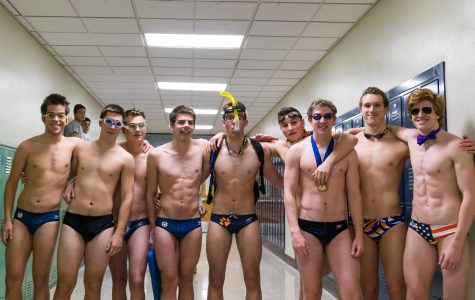 Boys swim looks forward to rematch with Fenwick