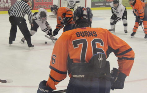 Hockey Team Skates Past Fenwick