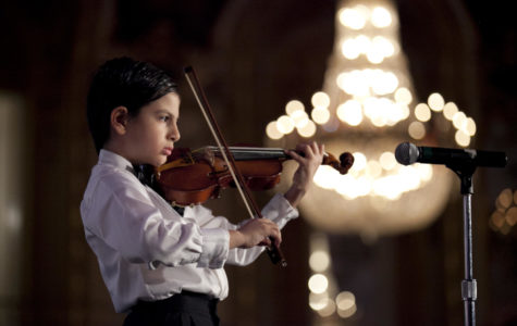 Karim Al-Zahabbi is an academic genius and a musical prodigy.