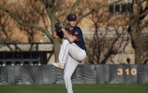 Three men on: Big college commitments on the baseball team