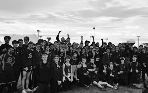"""Boys' Cross Country has """"first in state potential"""""""