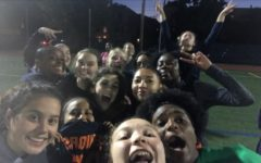 Seniors win Wednesday night football