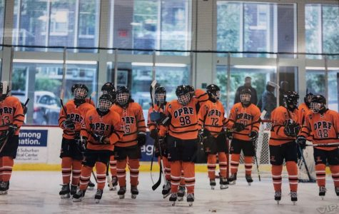 Hockey progresses through rough season