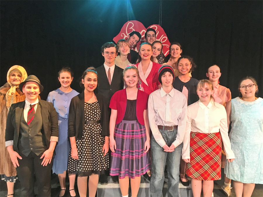 Bye-Bye Birdie: A small group with big talent