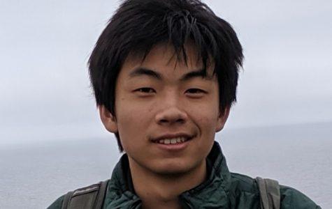 Senior Alex Yuan.