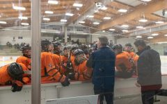 Changes to hockey coaching staff