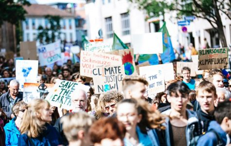 Continuing the fight for our climate