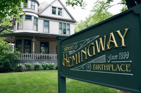 The Ernest Hemingway Birthplace Museum, 339 N. Oak Park Ave