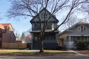 A new house at 1114 S. Scoville Ave.