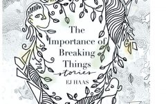 The cover of EJ Haas's new book,