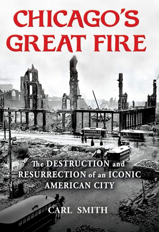 Book Review: Chicago's Great Fire