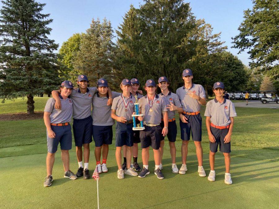 Boys golf: season roundup