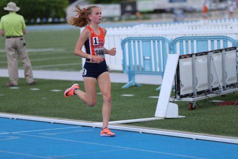 Athlete in focus: Josephine Welin