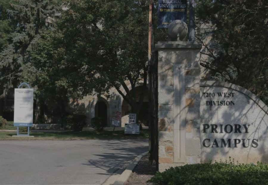 The Dominican Priory Campus in River Forest